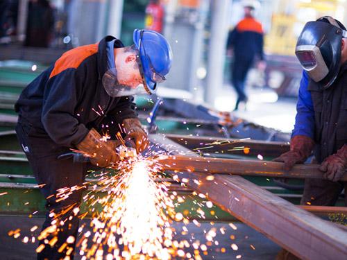 Изготовление металлоконструкции от КранШталь