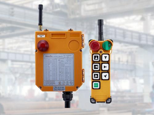 Радиоуправление тип 24-6D