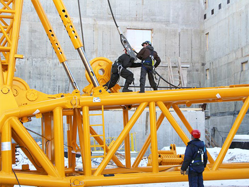 Модернизация кранов и подъемных сооружений
