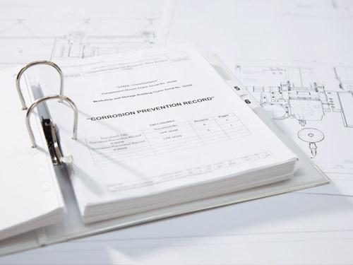 Разработка дубликата паспорта крана и кранового пути